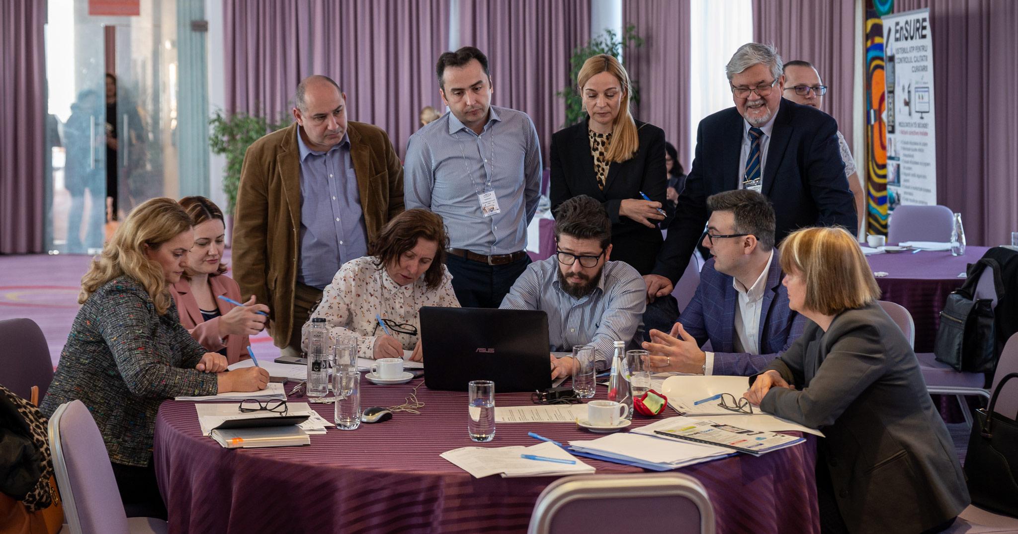"""Conferințele regionale """"Managementul riscului clinic"""""""